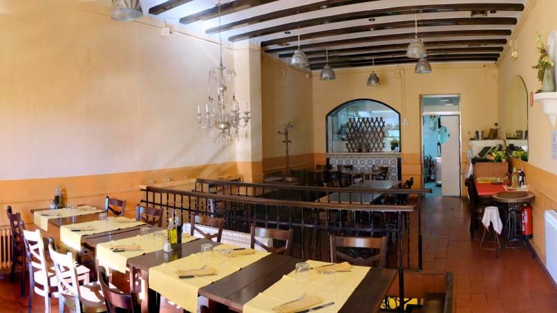 Restaurant La Marieta, Mollet del Vallès, Barcelona, menú para comunión, precio especial