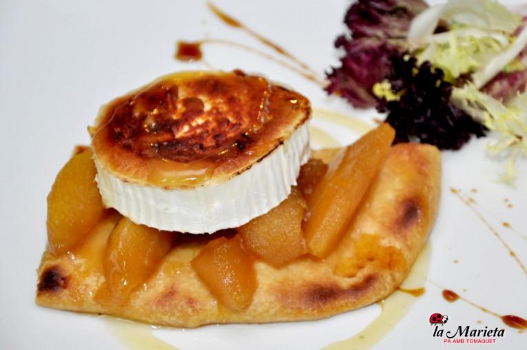 Restaurant La Marieta, íntimo y familiar, aniversarios,cenas románticas, cenas de empresa y celebraciones en Mollet del Vallès, Barcelona