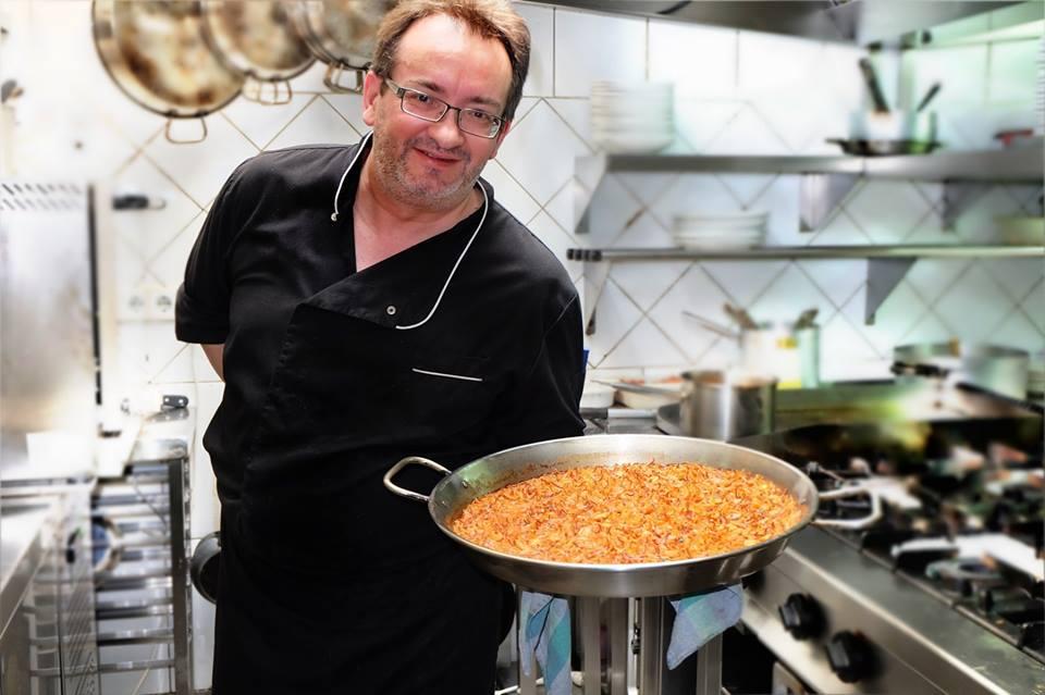 Restaurante La Marieta,Mollet del Valles, Barcelona, íntimo y familiar, arroces y carnes , Menú degustación