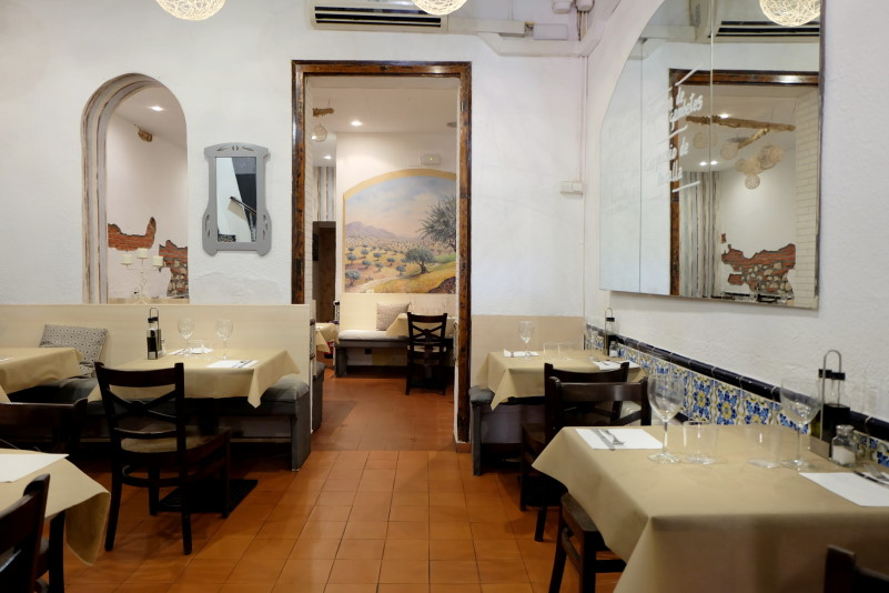 Restaurante La Marieta,Mollet del Valles, Barcelona, Menú de tapas los viernes 25€ y los sábados, mes agosto abierto