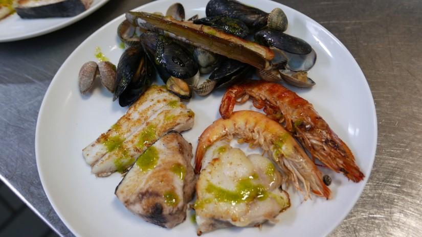 Comida para llevar cerca de aquí restaurante la Marieta Mollet, cocina tradicional catalana