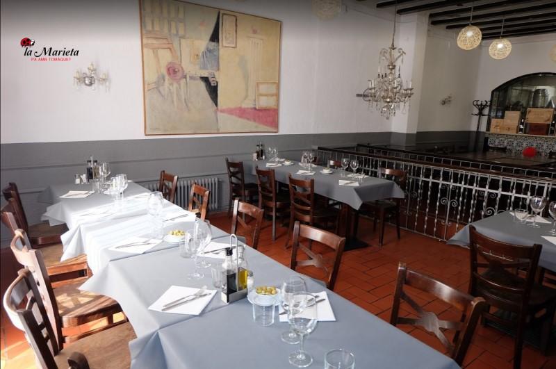 Restaurante con menú para grupos en provincia de Barcelona barato, la Marieta de Mollet del Vallès